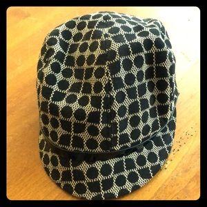Kate Spade newsboy cap!